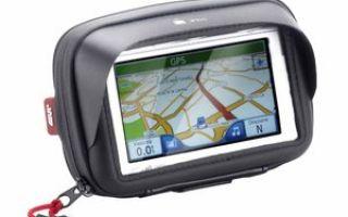 GPS навигатор Excelvan для скутеров