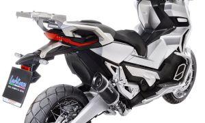 Скутер Honda X-ADV с новым выхлопом выходит на арену