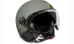 Новый стильный шлем для скутеристов от Momo Design