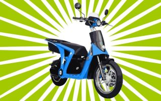 Сколько весит скутер 50 кубов