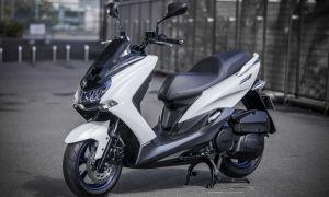 Новый Yamaha Majesty S 2018 – дальнейшая эволюция