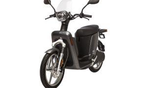 ASKOLL ES3, идеальный итальянский электрический скутер для города