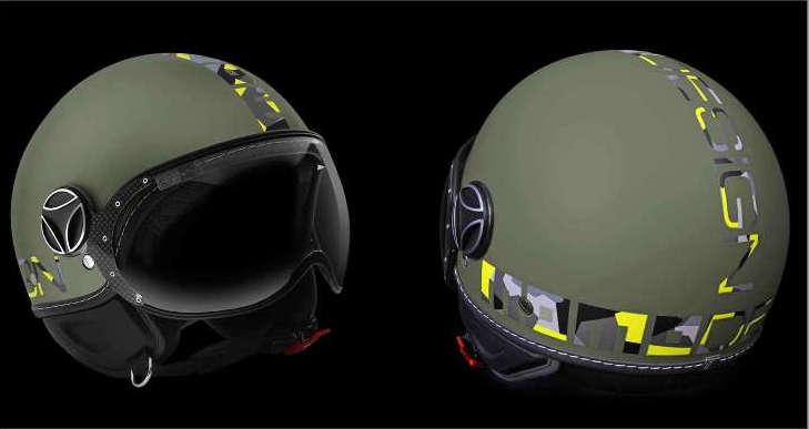 шлем для скутеров