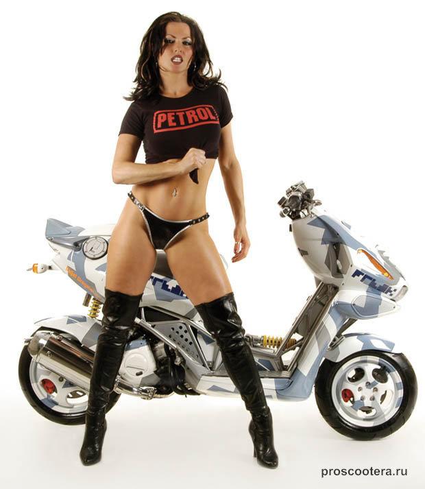 ТОП-3 самых быстрых скутеров 50 кубов