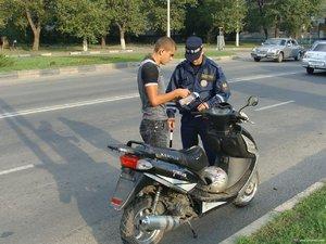 инспектор оштрафовал