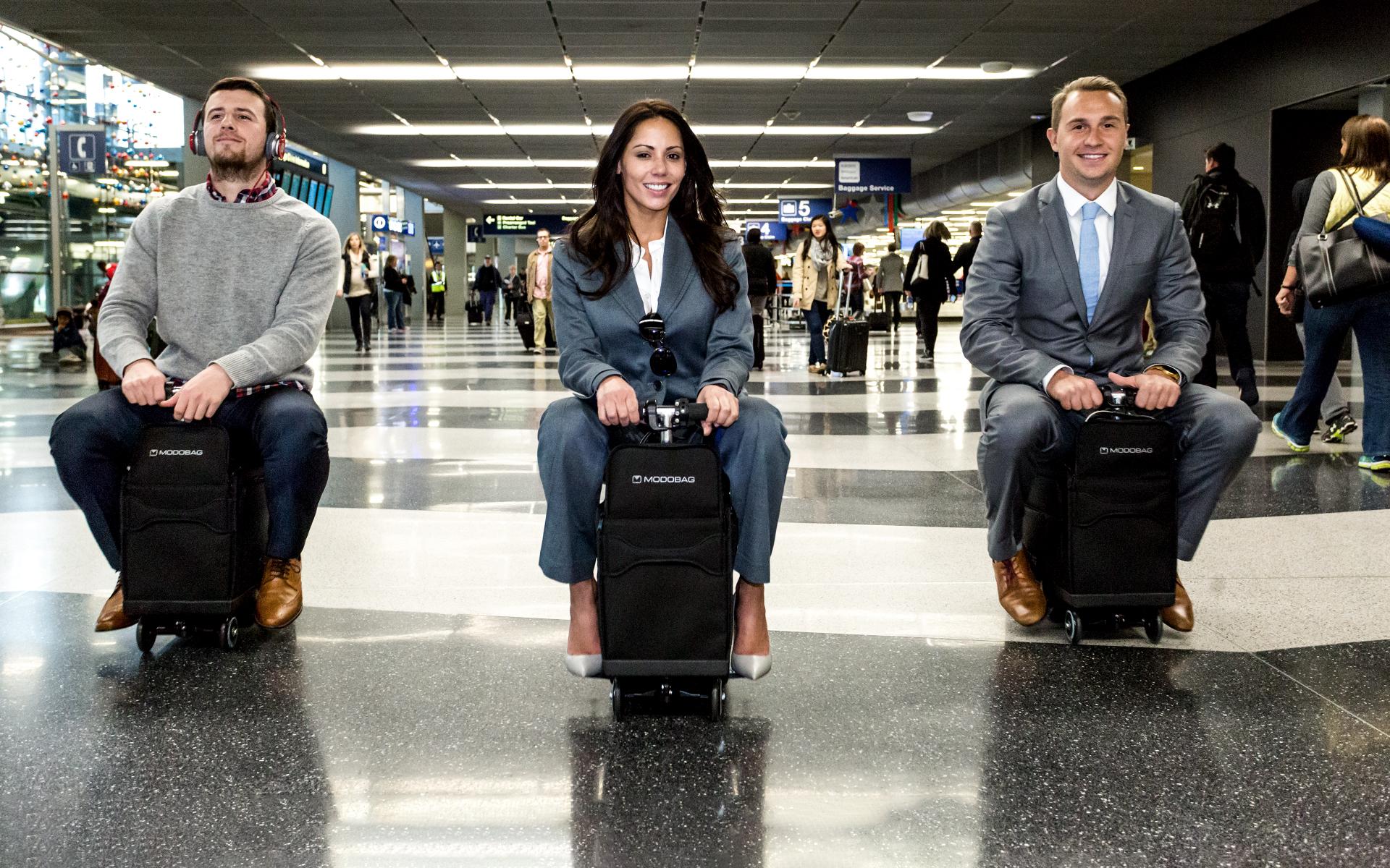 фото пассажиров на Modobags