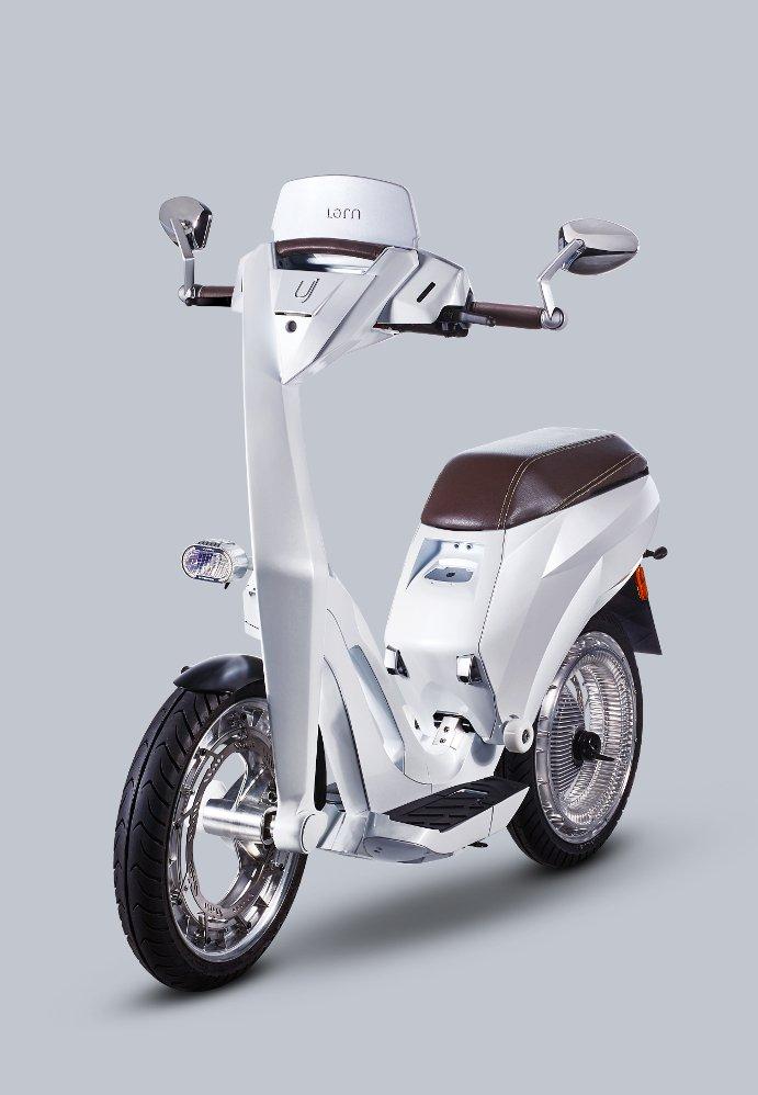 фото скутера